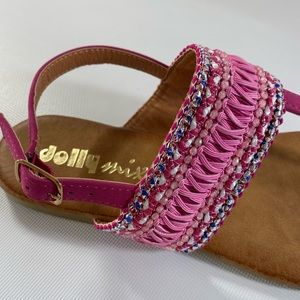 dolly mix Shoes - Dolly mix women pink sandals new with box shoes